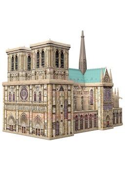 Puzzle 3D Catedral de Notre-dame
