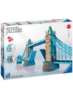 Puente de Londres Tower Bridge en 3D 216pzs