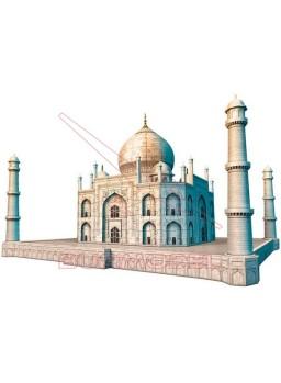 Puzzle tridimensional Taj Mahal Building 216pzs