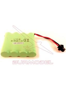 Bateria 4,8V 400MA(CLIMBER CA)