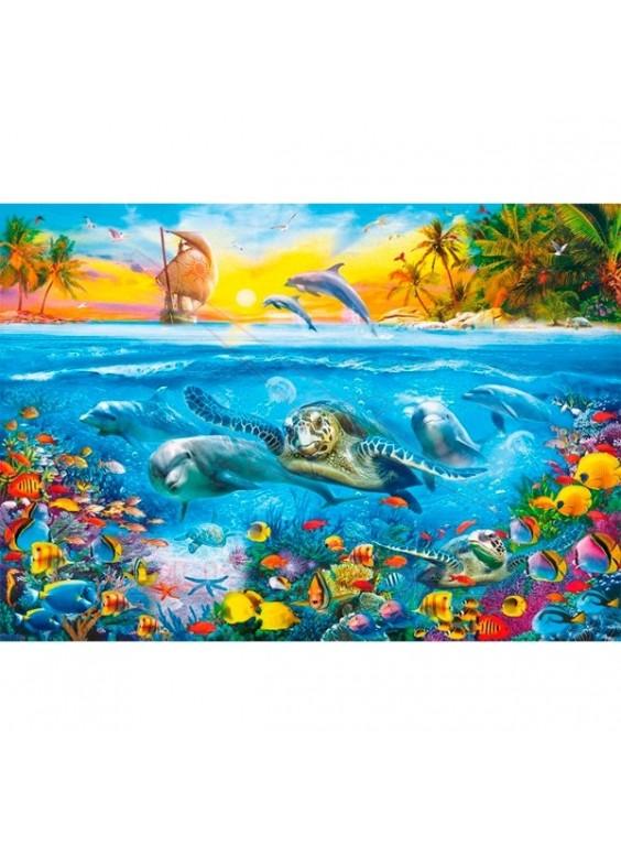 Puzzle 6000 piezas Underwater