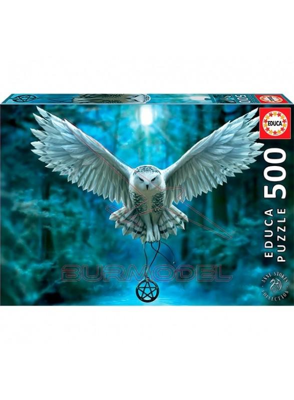 Puzzle Despierta tu magia 500 piezas