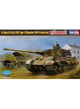 Maqueta Pz.Kpfw.VI Sd. Kfz. 182 Tiger II (1944)