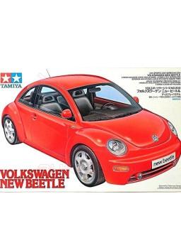Maqueta coche Volkswagen New Beetle 1/24