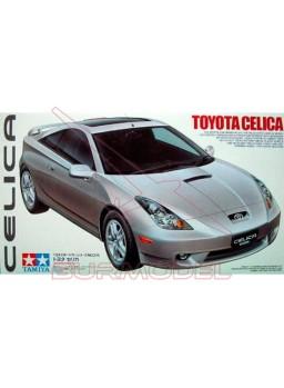 Maqueta coche Toyota Celica 1:24