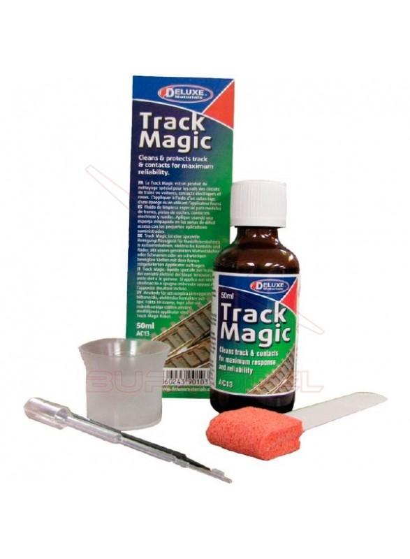 Track Magic Fluido de limpieza para pistas