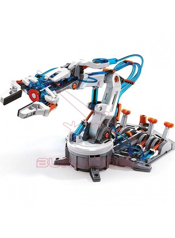 Robot Arm brazo hidráulico