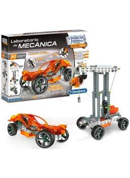 Juego de laboratorio de mecanica