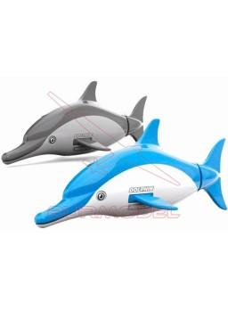 Delfín RC con movimientos reales