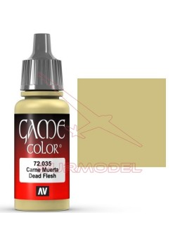 Carne muerta Game Color Vallejo 17ml