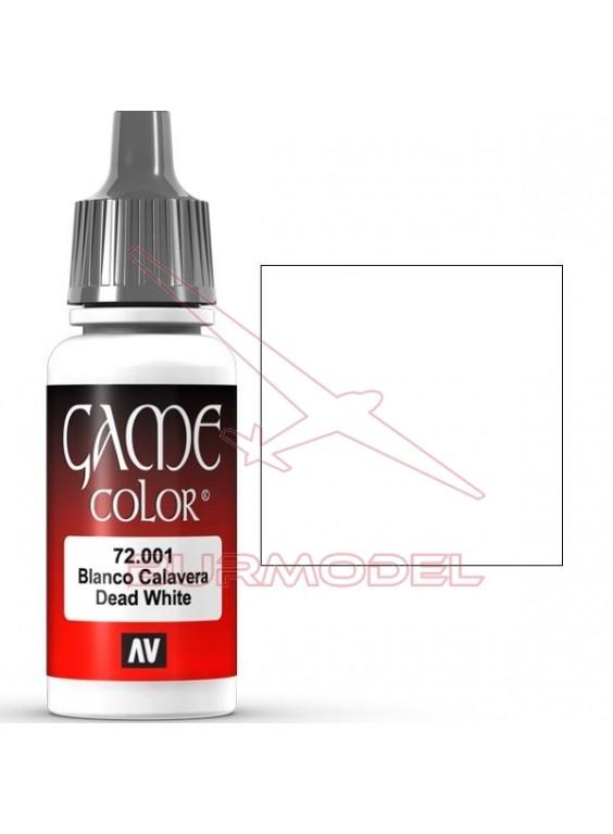 Blanco calavera Game Color Vallejo 17ml