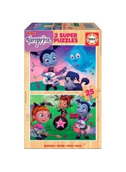 Set puzzles infantil Vampirina
