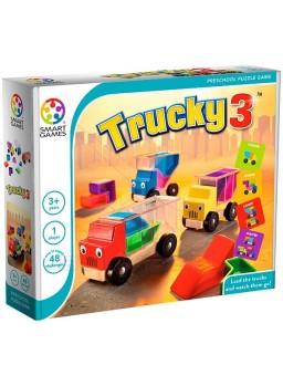 Juego de lógica Trucky 3