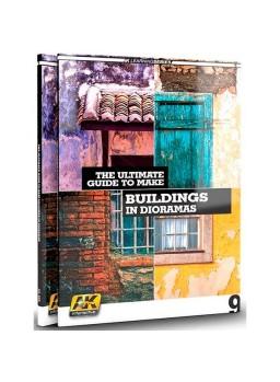 Cómo hacer edificios en dioramas