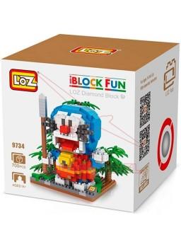 Juego de montaje Doraemon 700 piezas