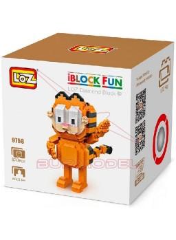 Personaje Garfield 630 piezas