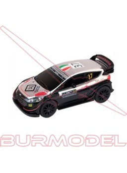 Coches slot Ford Fiesta WRC escala 1/43