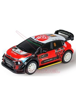 WRC Citroën C2 WRC 2017 escala 1/43