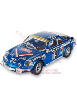 "Coche Scalextric Renault Alpine A110 ""Mouton"""