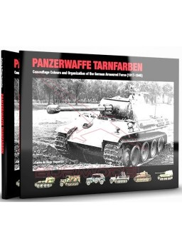 Revista PANZERWAFFE TARNFARBEN (1917-1945)
