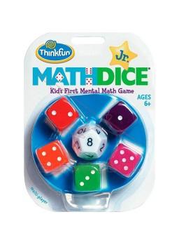 Juego de cálculo mental Think Fun