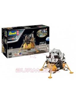Módulo Lunar Apollo 11 1/48 Revell