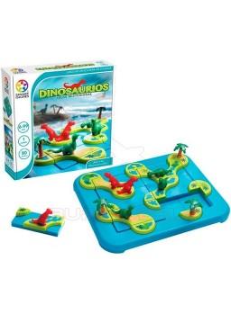 Juego Smart Games Dinosaurios Islas Misteriosas