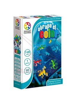 Atrapa el color juego con 60 retos