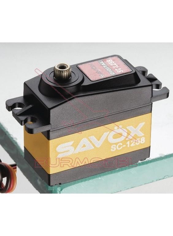 Servo digital Savox 12 Kg