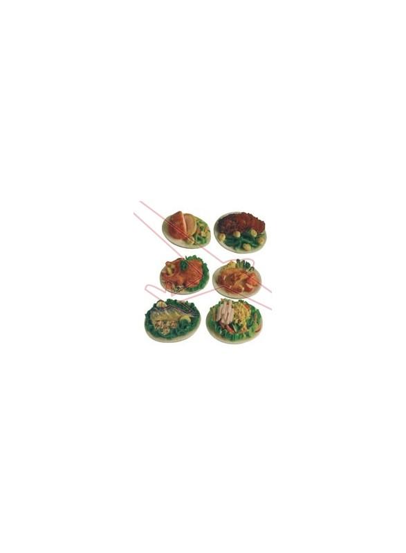 Platos de comida (unidad)