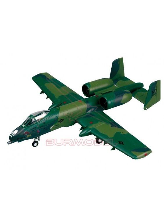 Avión Thunderbolt A-10A 906th TFG Iraq 1991 1:72