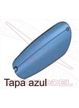 Tapa azul avión glider (55030)