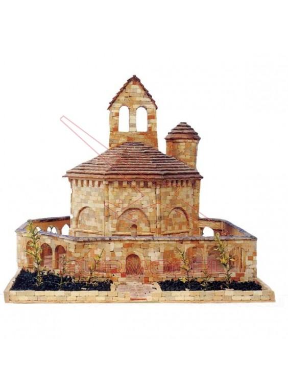 Kit construcción Sta. María de Eunate