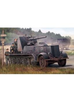Maqueta tanque German 8,8 cm Flak 18 1:35