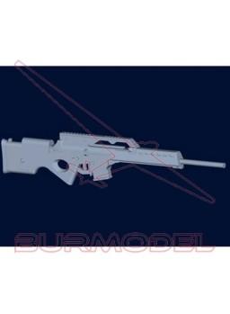 Maqueta armas alemanas SL8-6 (4 unidades) 1:35