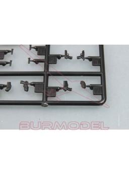 Maqueta pistolas P226 1:35