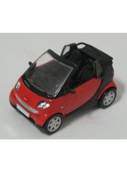 Smart Cabrio maqueta 1:43