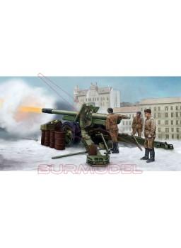Maqueta ML-20 150mm HDWITZER 1/35