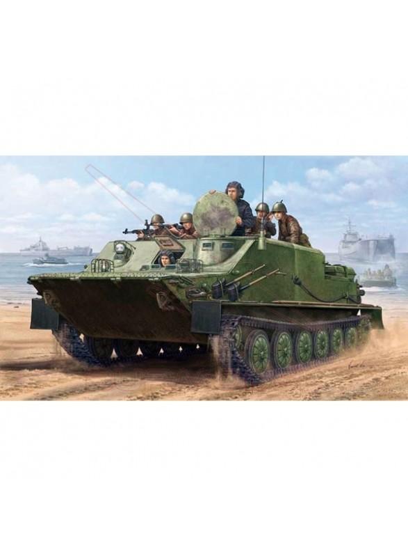Maqueta tanque BTR-50PK 1:35