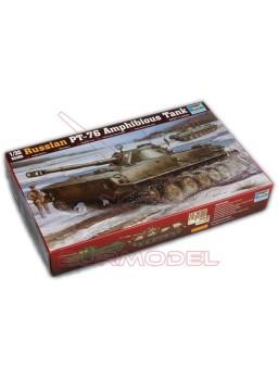 Maqueta tanque PT-76 AMFIBIO 1:35