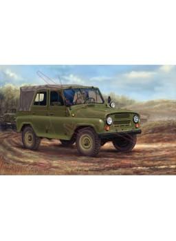 Maqueta vehículo UA2-469 Terrain VEHI 1/35