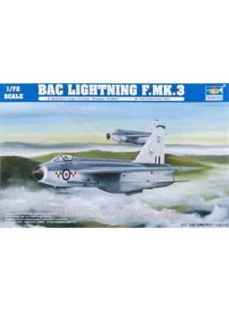 Maqueta avión Bac Lightning F.MK.3