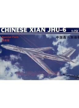 Maqueta avión Chinese Xian JHU-6 1/72