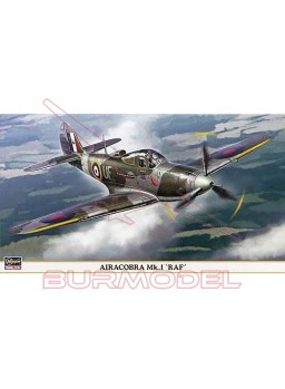 """Maqueta avión Airacobra MK.I """"RAF"""""""