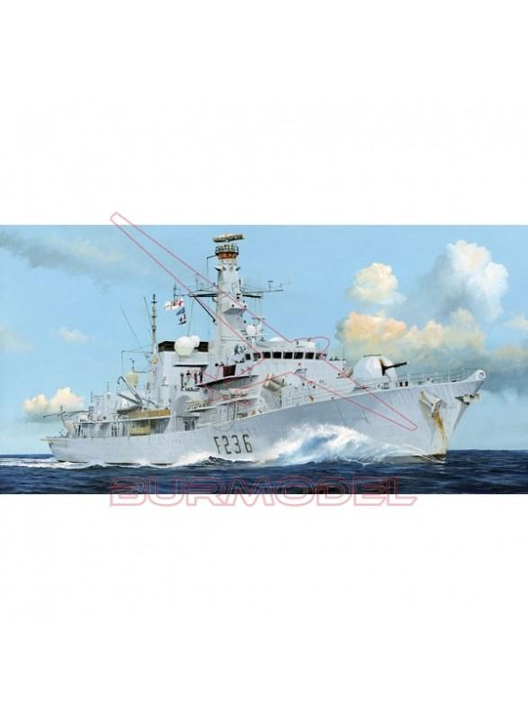 Maqueta barco HMS Type 23 Frigate 1/350