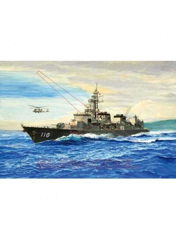 Maqueta barco Takanami Destroyer 1:350