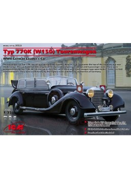 Maqueta coche Typ 770K Tourenwagen 1/35