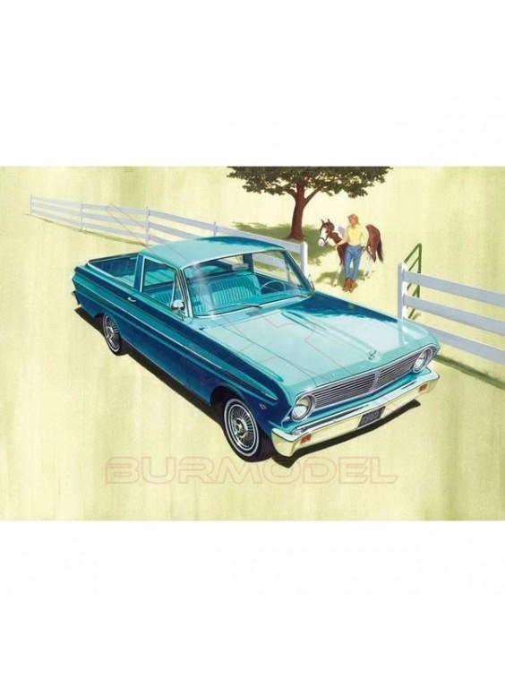 Maqueta coche Ford Falcon PICKUP