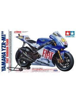 YAMAHA YZR-M1'09 Nº46/Nº99, Rossi/Lorenzo 1:12