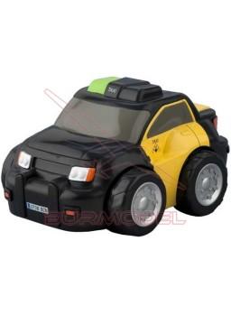 Coche juguete RC Taxi 1/18